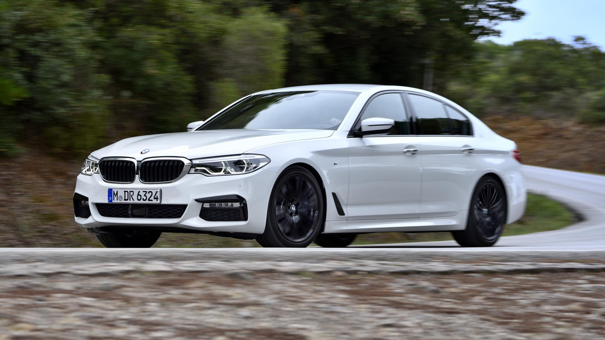 bmw 540i xdrive review 4wd sedan driven