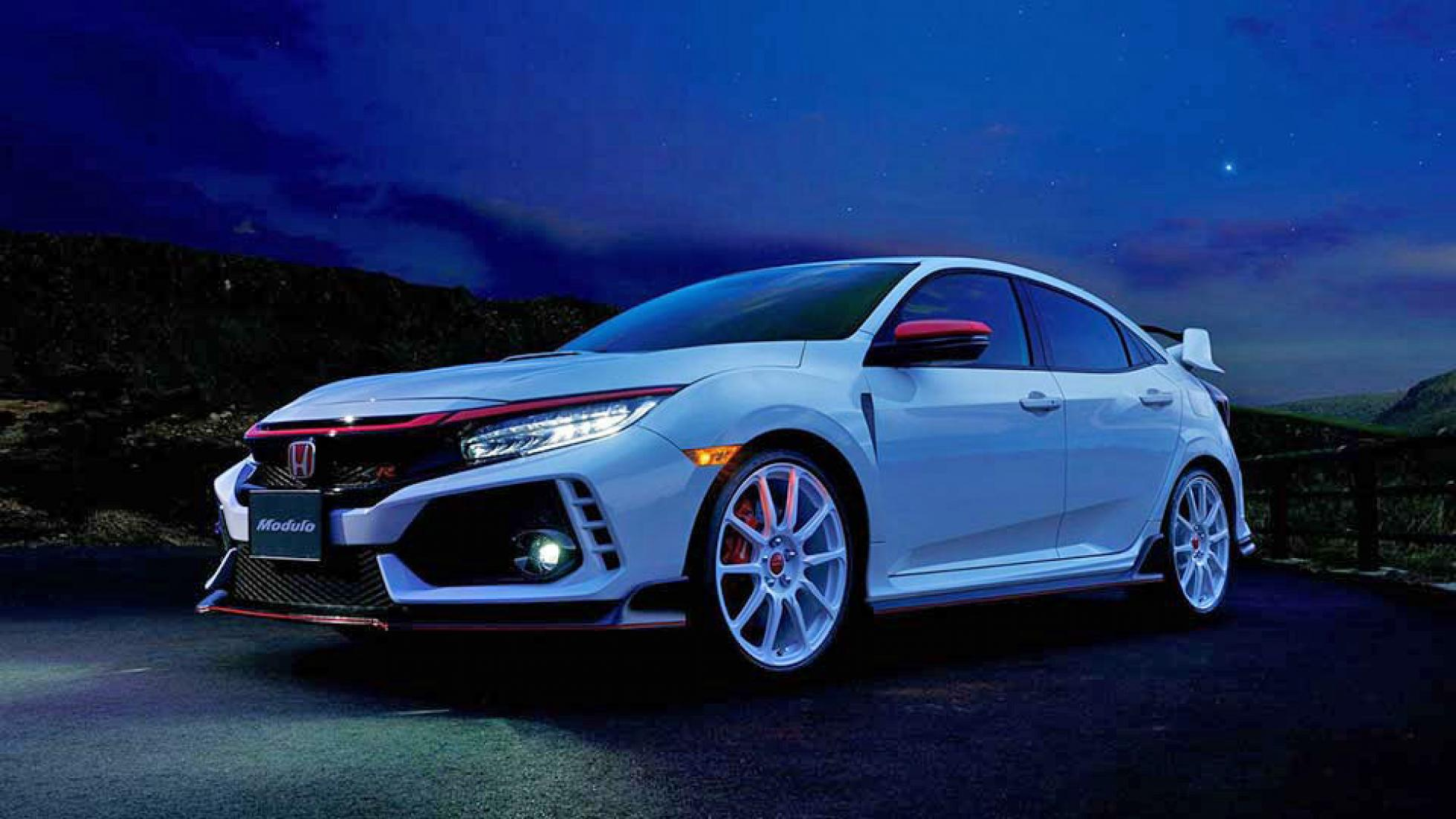 honda 39 s modified its own civic type r. Black Bedroom Furniture Sets. Home Design Ideas