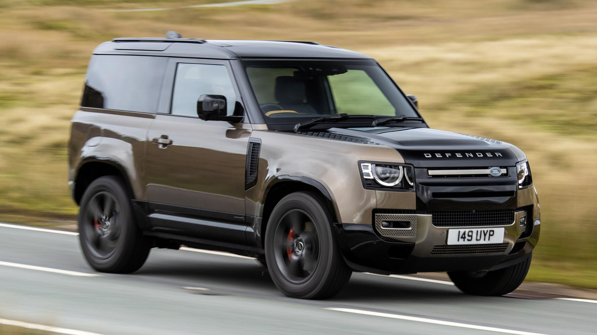 TopGear Singapore | 2021 Land Rover Defender 90 first ...
