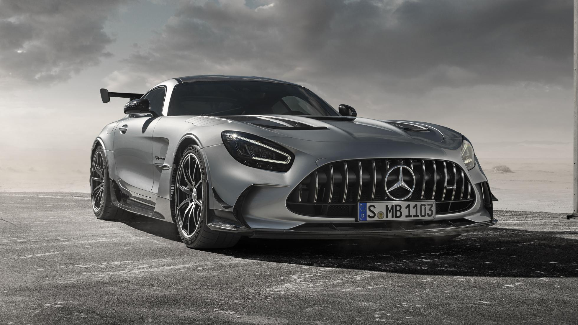 TopGear Singapore | 2021 Mercedes-Benz AMG GT Black Series